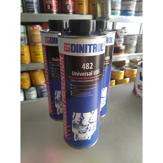 DINITROL 482 Антикоррозийнный материал для днища 1л  11015