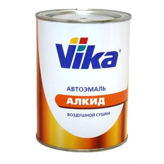VIKA Эмаль алкидная красная 420,9 кг