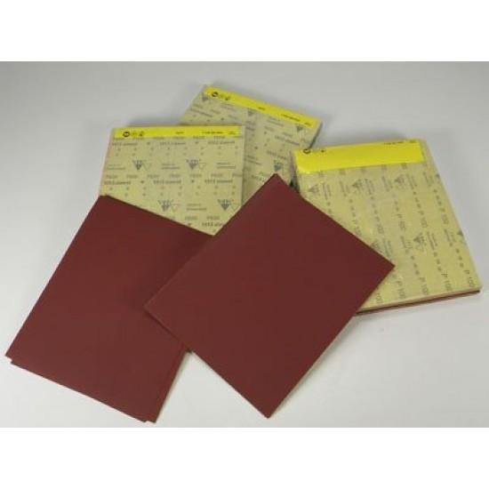SIA Лист для шлифования на мокро 230х280мм P120-P2500