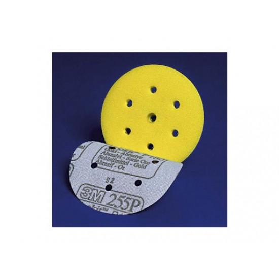 3M Абразивные диски Hookit серии 255P, диам. 150 мм,   P100, конф.
