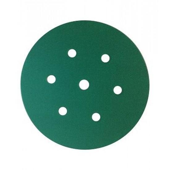SUNMIGHT FILM 150mm абразивные диски на основе синтетической пленки (особоизносо стойкие) P240