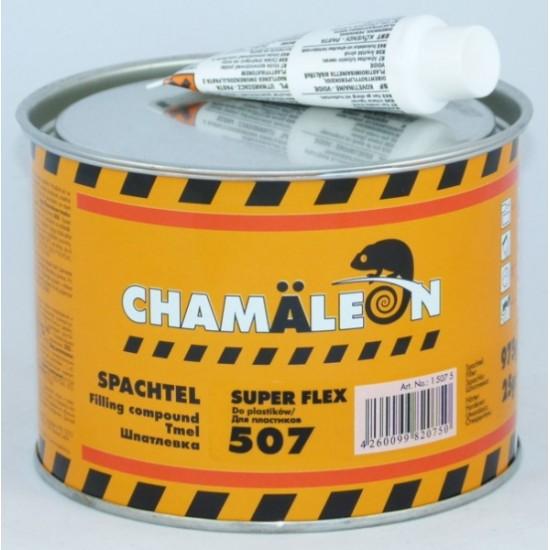 CHAMAELEON 507 шпатлевка Super Flex по пластику 1кг 15075