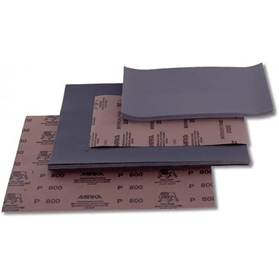 MIRKA Лист абразивный водостойкий WPF 230х280 мм  P240  (2110105025)