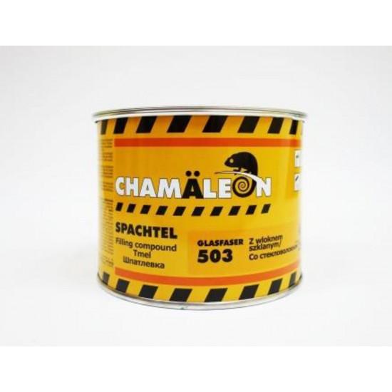 CHAMAELEON 503 шпатлевка полиэстровая со стекловолокном1 кг 15035