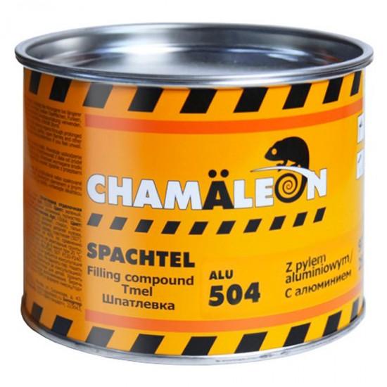 CHAMAELEON 504 шпатлевка полиэстровая с алюминиевым наполнением0,25кг 15042