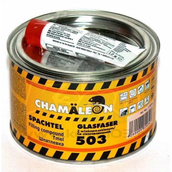 CHAMAELEON 503 шпатлевка полиэстровая со стекловолокном0,515 кг 15034