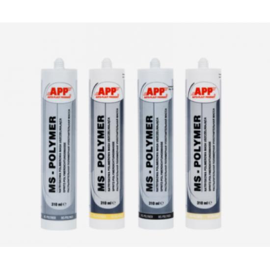 APP Герметик распыляемый (серый) APP MS POLIMER 310мл