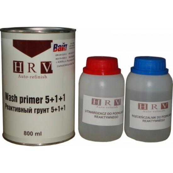 HRV Грунт реактивный 5+1 HRV 0.8+0.16+0.16