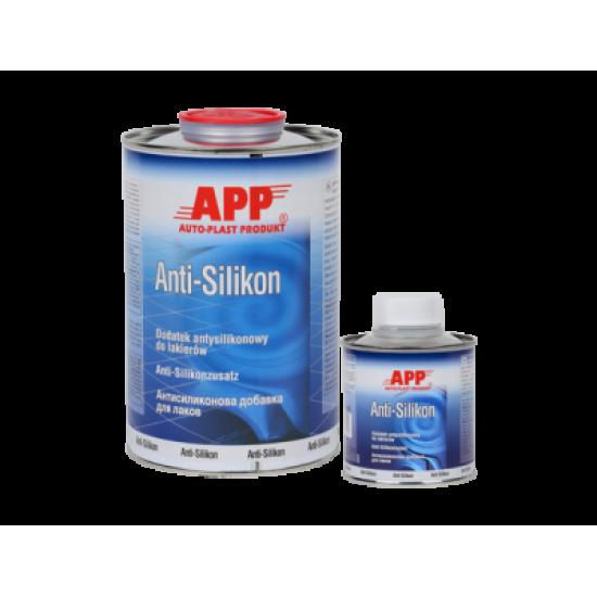 APP Антисиликон для краски, лака и грунта APP Anti-Silikon 1л