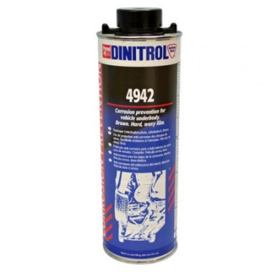 DINITROL Антикор 4942 Metallic 1л