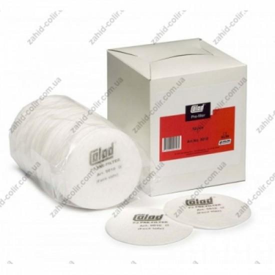 Colad  Предфильтр F 102  сменные для респиратора-полумаски В упаковке - 50шт1 уп.