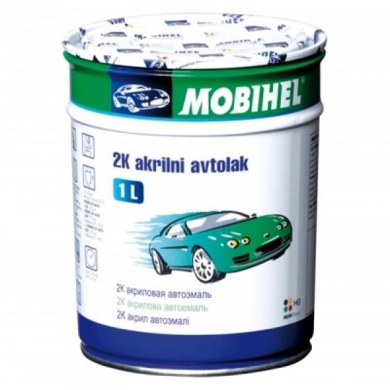 MOBIHEL 2к эмаль акриловая 2:1 SQ  MAZDA   1л  + Отвердитель 9900 0,5л