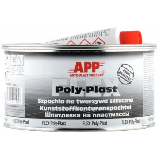 App Шпатлевка для изделий с пластика Flex Polyplast 1,8 кг