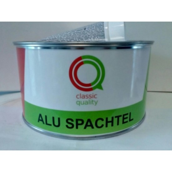 Classic Quality Шпатлевка с частицами алюминия ALU  0,21кг